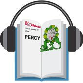 Best Audiobook For Kids - P is for Percy The Peeping Pot Plant - BoodleBobs best kids podcast