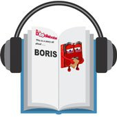 Best Short Story Podcast - B is for Boris the Brainy Book - BoodleBobs
