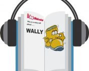 Children's Audiobook - W is for Wally the Wobbling Wellington Story - BoodleBobs 14