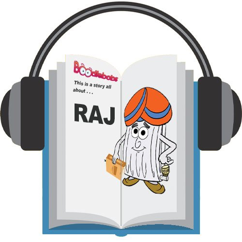 Audiobook for Kids - Raj The Rambling Radiator BoodleBobs Kids Story