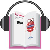 Kids Audiobook - E is for Eva the Energetic Egg Timer - BoodleBobs