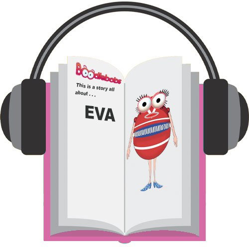 Audiobook With PDF Eva The Energetic Eggtimer