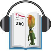 KKids Audiobooks - Z is for Zac the Zealous Zucchini KIDS AUDIOBOOKS - Z IS FOR ZAC THE ZEALOUS ZUCCHINI kids-audiobooks-zac-zealous-zucchini