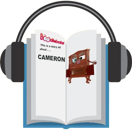 Kids Podcast Cameron