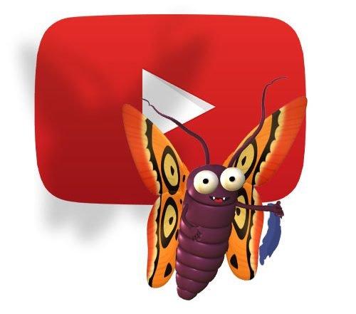 Kids Cartoon Malcom Youtube Logo BoodleBobs Cartoons For Kid
