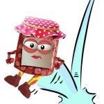 Read Aloud Story, Josie The Jolly Jam Jar, BoodleBobs 10 Josie Bounce