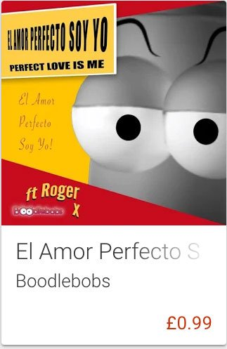 Buy Perfect Love Is Me - Spanish Version