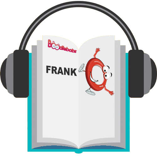 Audiobooks Online Frank the Forgetful Frisbee