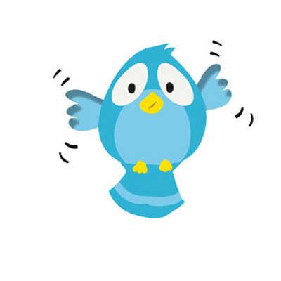 Story books online - Little Blue Bird