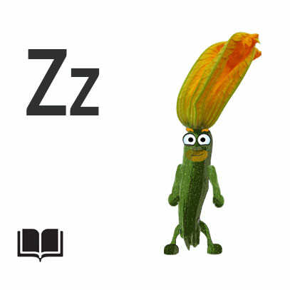 Bedtime Stories Kids Zac The Zealous Zucchini