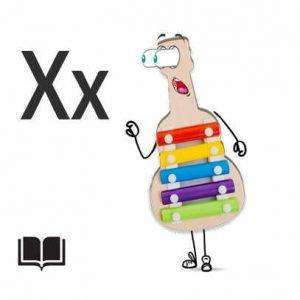Free Children's Books Xavier the Xenophobic Xylophone