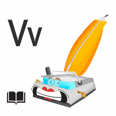 Online Kids Books Vera The Voracious Vacuum