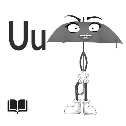 Una the Up-turned Umbrella