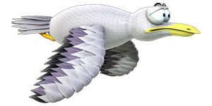 Free books for kids Glenda Story Seagull