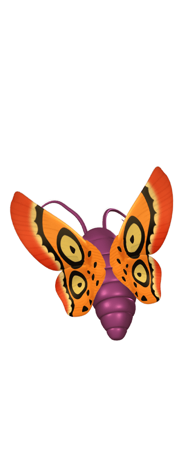 Kids Books Online Malcolm The Moth Back View