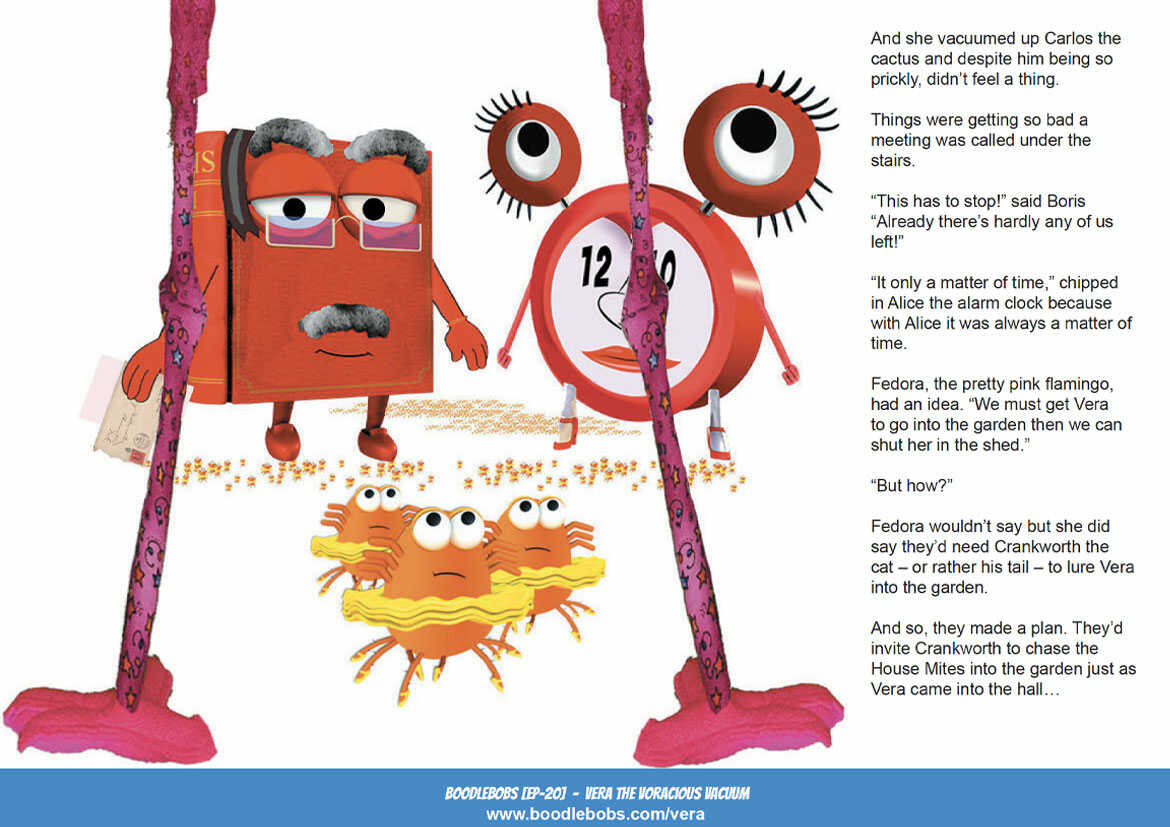 Online Kids Books BoodleBobs EP20 - Vera The Voracious Vacuum Page 20