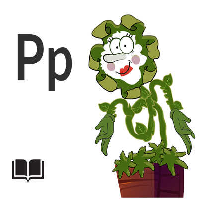 Read Aloud Book Percy The Peeping Pot Plant