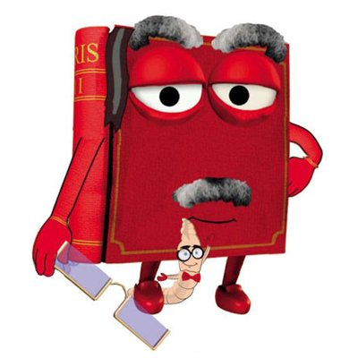 Bedtime Stories For Kids - Boris The Brainy Book Story Character