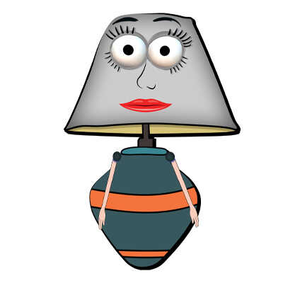 Storybooks Online, Lucy the Luminous Lamp