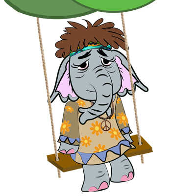 short stories for Children Elsie the ELephant audiobooks and pdf story