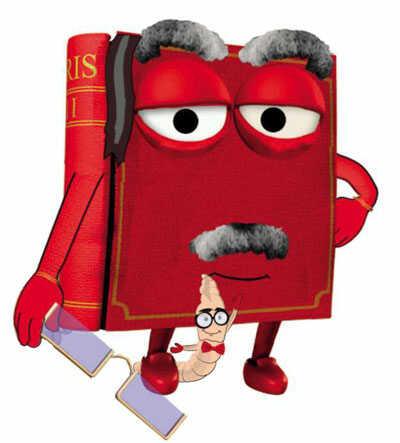 Free Childrens Books - Boris and Benny Bookworm