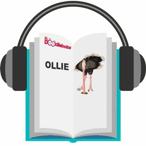Audiobook MP3 Download – Ollie the Off-hand Ostrich