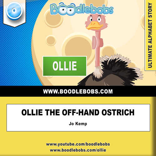 Stories To Read Online Ollie the Off-hand Ostrich Book Cover