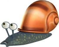 Stories for Kids. Snodgrass the snail