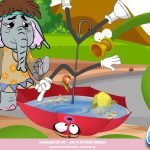 Stories for Kids, Una the Upturned Umbrella Page 4