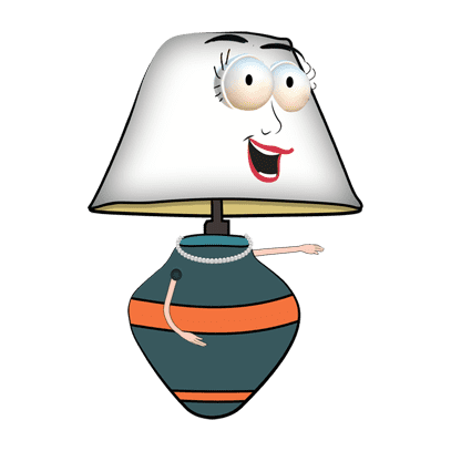 Storybooks Online Lucy the Luminous Lamp Book