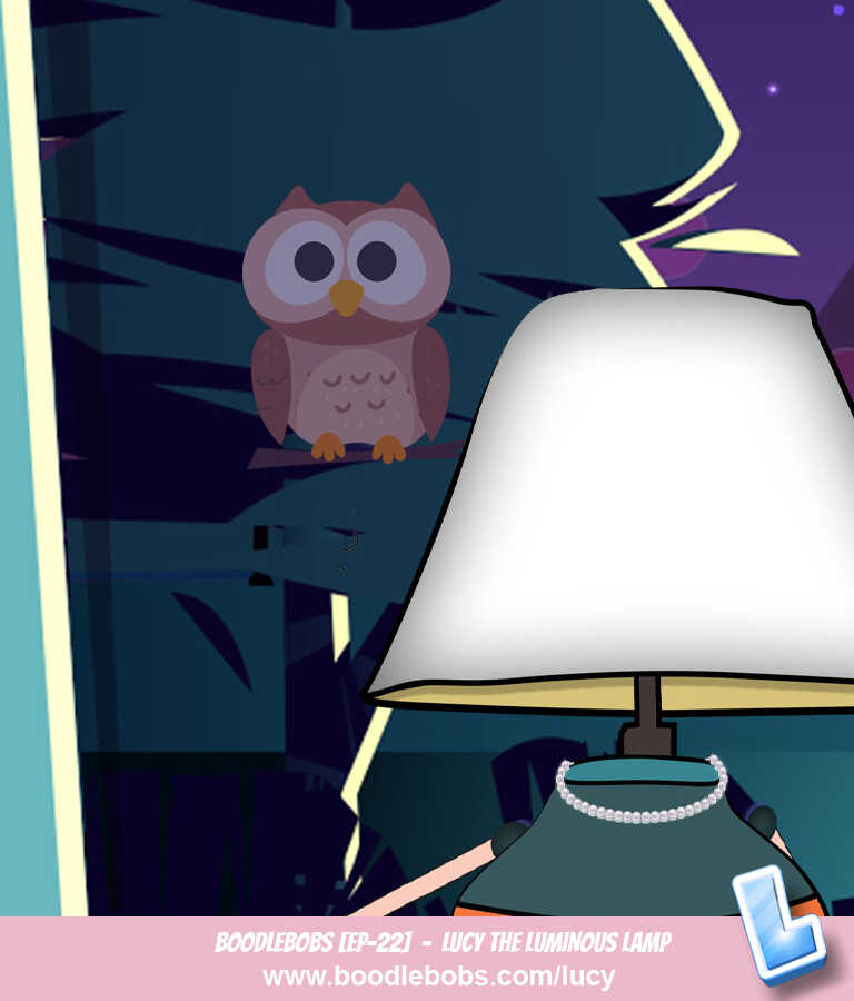 Storybooks Online Lucy & Owl