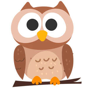 Storybooks Online Owl Character
