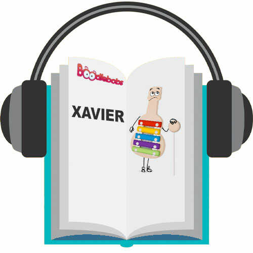 Free Childrens Audiobooks, Xavier the Xenophobic Xylophone MP3 Download