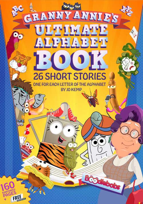 Granny Annie's Ultimate Alphabet Book