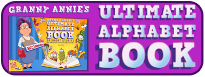 Granny Annie's Ultimate Alphabet Book - BoodleBobs