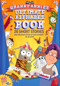 Granny Annie Ultimate Alphabet Book Badge