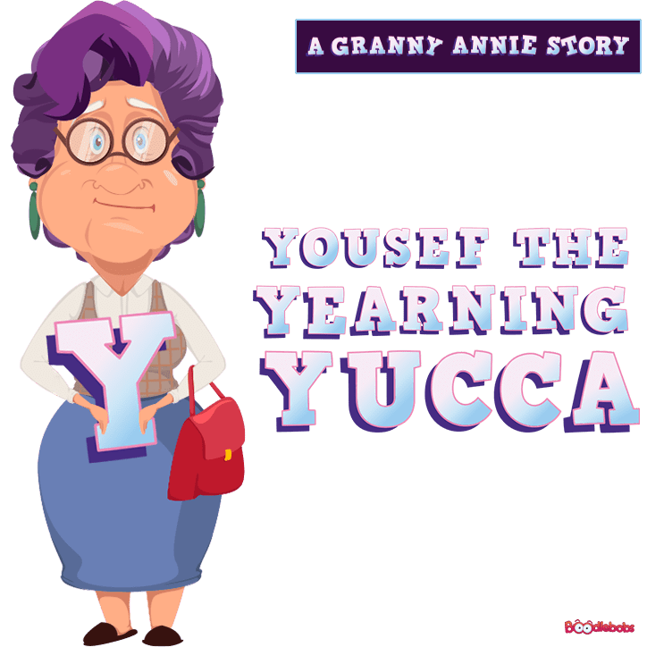 Audiobook Story for Kids, Yousef the Yearning Yucca MP3 Download