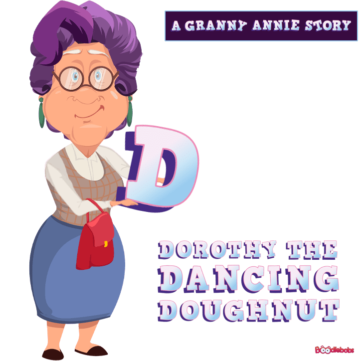 Granny Annie Bedtime Stories Kids Dorothy BoodleBobs