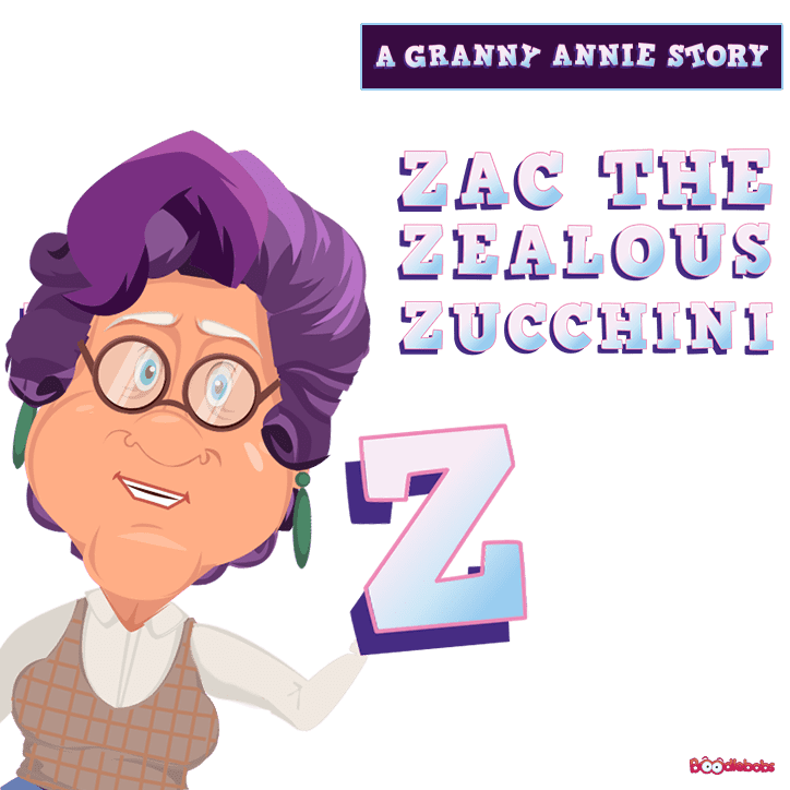 Kids Audiobooks - Zac the Zealous Zucchini MP3 Download