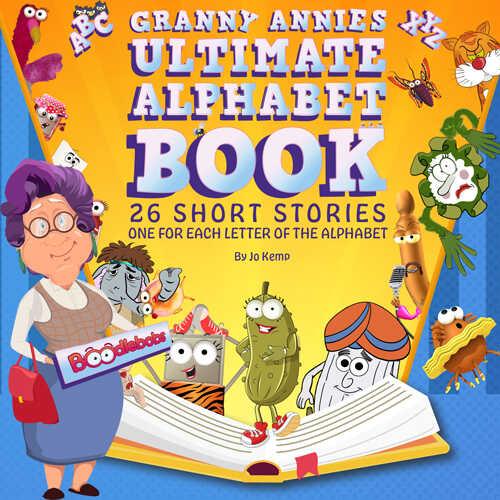 Buy Granny Annie's Ultimate Alphabet Book