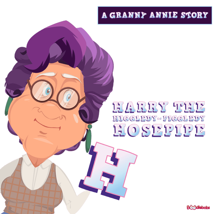 Granny Annie Children Story Harry BoodleBobs