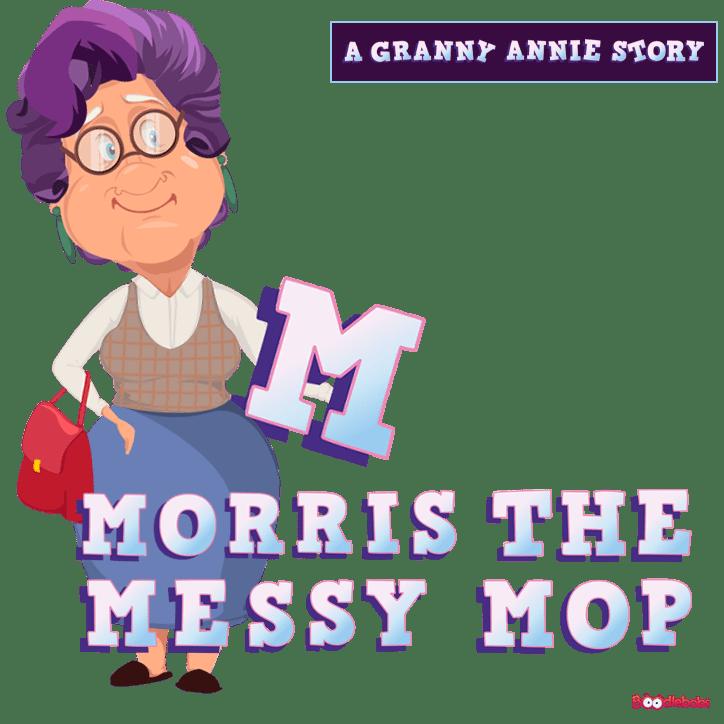 Kids Free Audiobook Morris the Messy Mop Story