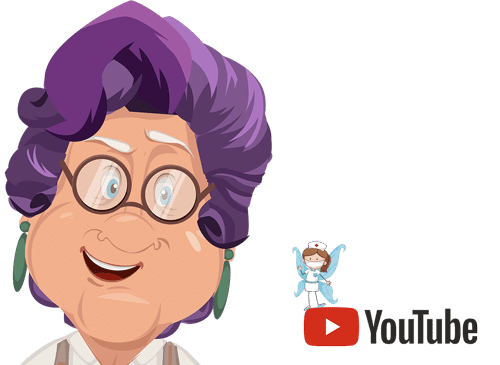 Granny Annie and Fairy Nurse Children's Stories YouTube BoodleBobs