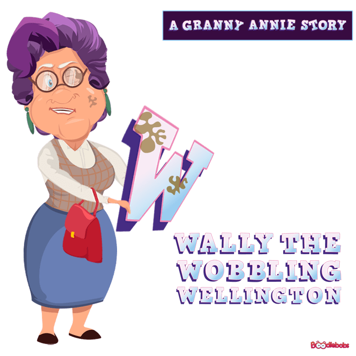 Granny Annie Read Aloud Bedtime Story Wally BoodleBobs