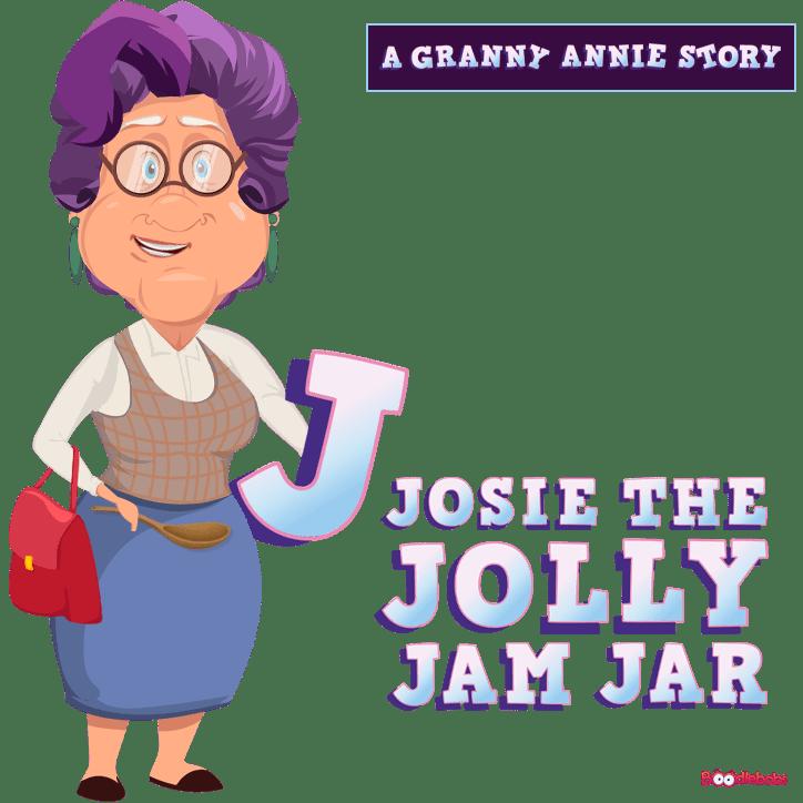 Stories For Kids Podcast - Josie the Jolly Jam Jar