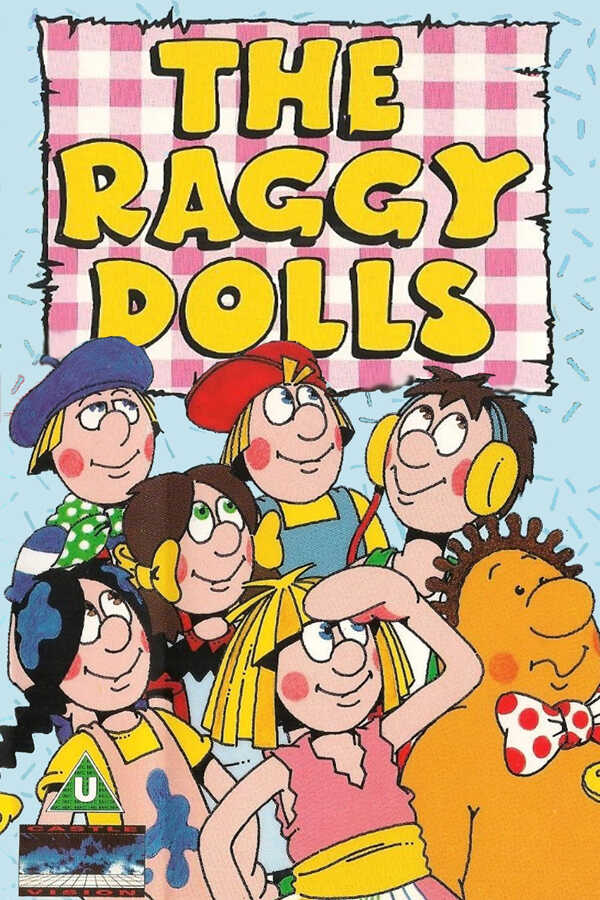 Raggy Dolls Produced By Jo Kemp